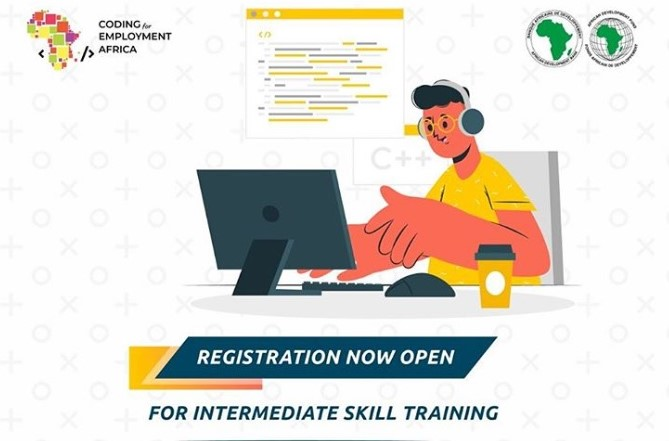 AfDB-CfE Intermediate Skill Training Registration now Open