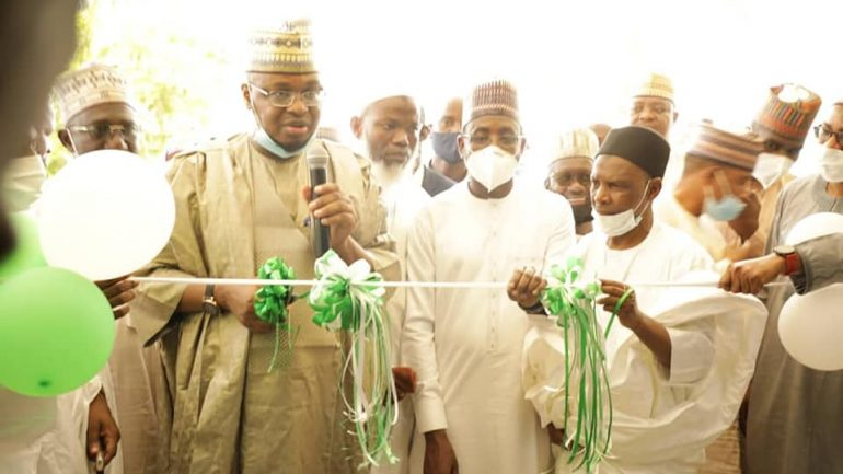 NITDA ICT Hub Launching at GSU 2.
